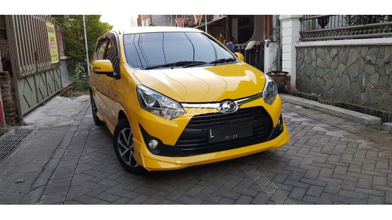 2018 Toyota Agya TRD - Tangan Pertama (preview-0)