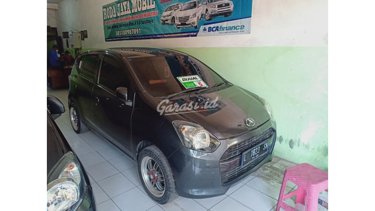 2016 Daihatsu Ayla M - Mobil Pilihan (preview-0)