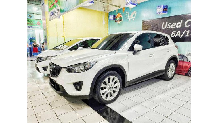 2013 Mazda CX-5 GT - KHUSUS yang cari kondisi SUPER ISTIMEWA surabaya (preview-0)