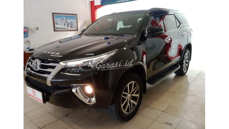 2018 Toyota Fortuner New VRZ (preview-0)