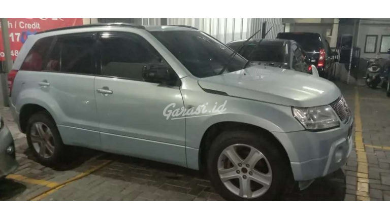 2007 Suzuki Grand Vitara JLX (preview-0)