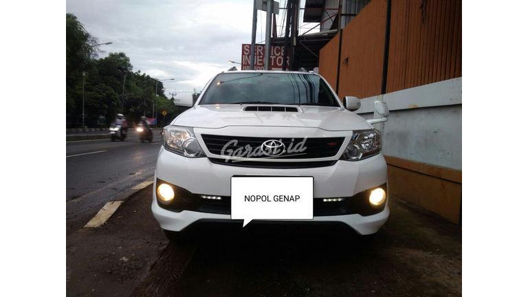 2015 Toyota Fortuner TRD VNT - Sangat Istimewa (preview-0)