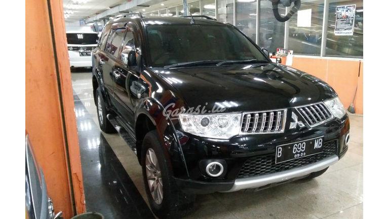 Jual Mobil Bekas 2010 Mitsubishi Pajero Sport Exceed Jakarta Barat 00ct178 Garasi Id