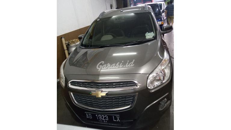 2014 Chevrolet Spin LTZ - Unit Super Istimewa (preview-0)