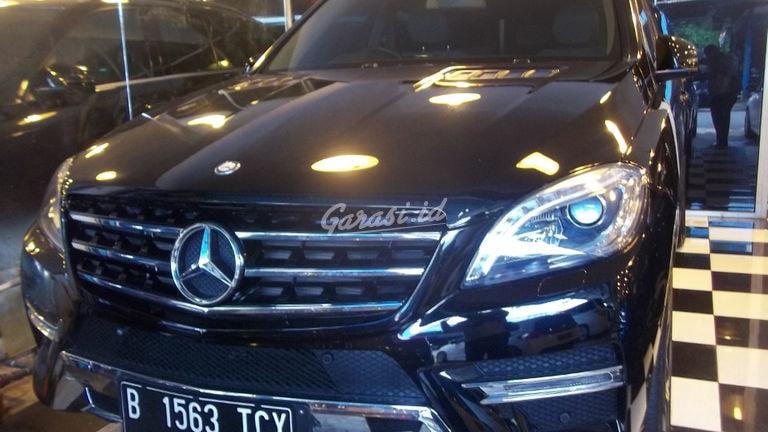 2015 Mercedes Benz ML-Class ML 400 - Barang Bagus Dan Harga Menarik (preview-0)