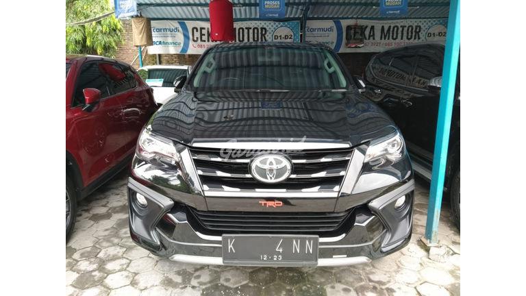 2018 Toyota Fortuner TRD S - Mulus Siap Pakai Unit Istimewa (preview-0)