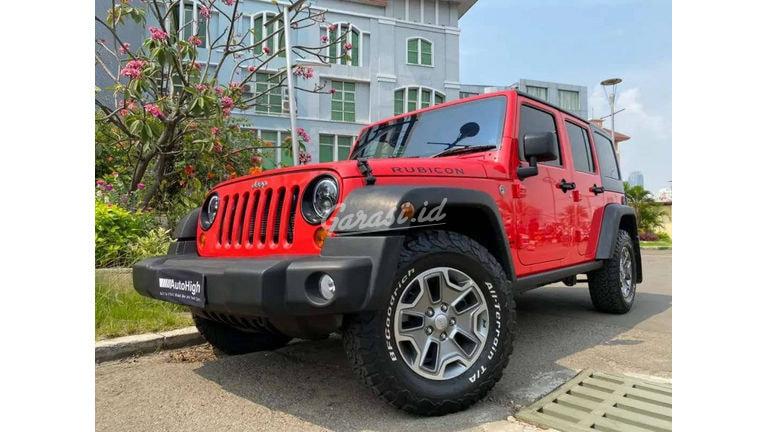2013 Jeep Wrangler Rubicon - Warranty ATPM (preview-0)