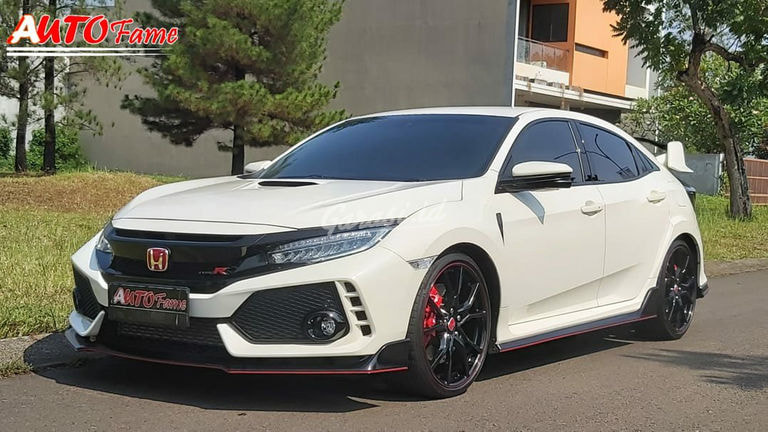 2018 Honda Civic R - Mobil Pilihan (preview-0)