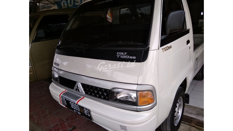 2005 Mitsubishi Colt T 120 SS PICK UP - Good Condition (preview-0)