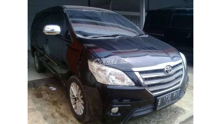 2015 Toyota Kijang Innova G - Unit Siap Pakai (preview-0)