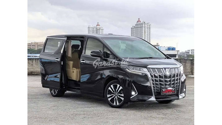 2020 Toyota Alphard G - Full Service Record (preview-0)