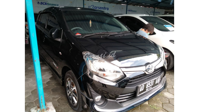 2019 Toyota Agya TRD S - Good Condition (preview-0)