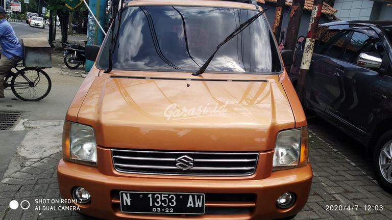 2005 Suzuki Karimun GX - Istimewa (preview-0)