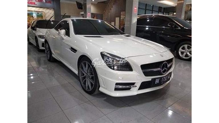 2011 Mercedes Benz Slk 2.0 - Unit Super Istimewa (preview-0)