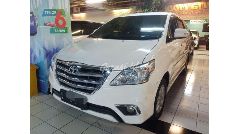 2014 Toyota Kijang Innova V - Mulus Siap Pakai (preview-0)