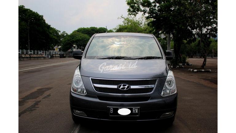 2011 Hyundai H-1 elegance - Mobil Sangat Siap Pakai Harga TERJANGKAU (preview-0)