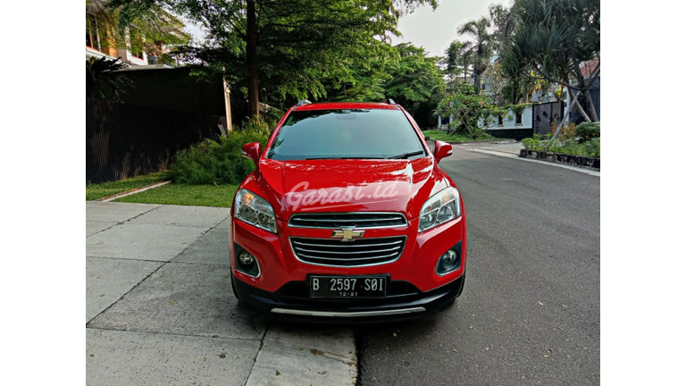 2016 Chevrolet Trax ltz turbo - Mobil Pilihan (preview-0)
