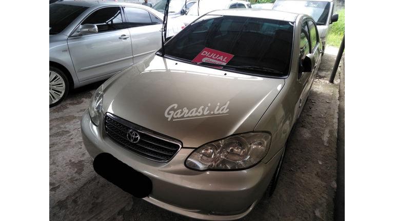 2004 Toyota Corolla Altis G - SIAP PAKAI! (preview-0)