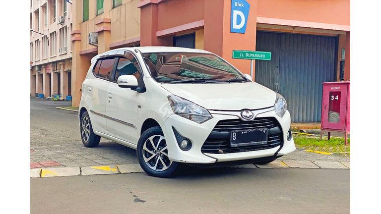 2017 Toyota Agya G - Mobil Pilihan (preview-0)
