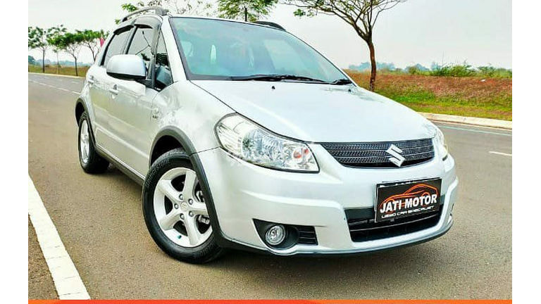 2009 Suzuki Sx4 Hatchback X-Over SX4 - antik (preview-0)