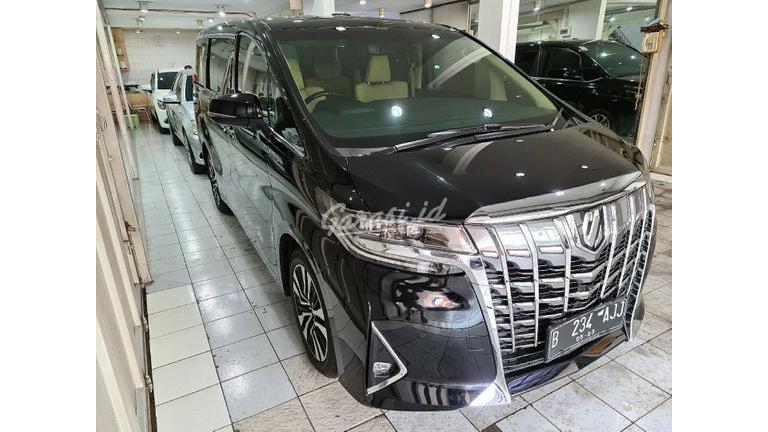 2018 Toyota Alphard G ATPM - Mobil Pilihan (preview-0)