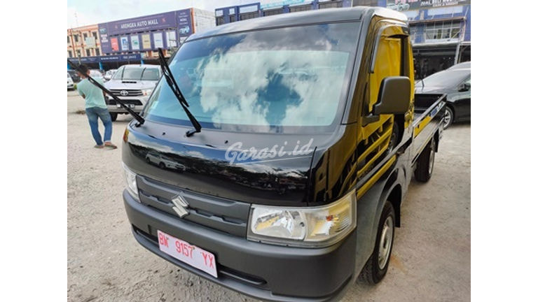 2019 Suzuki Carry Pick Up mt - Good Condition (preview-0)