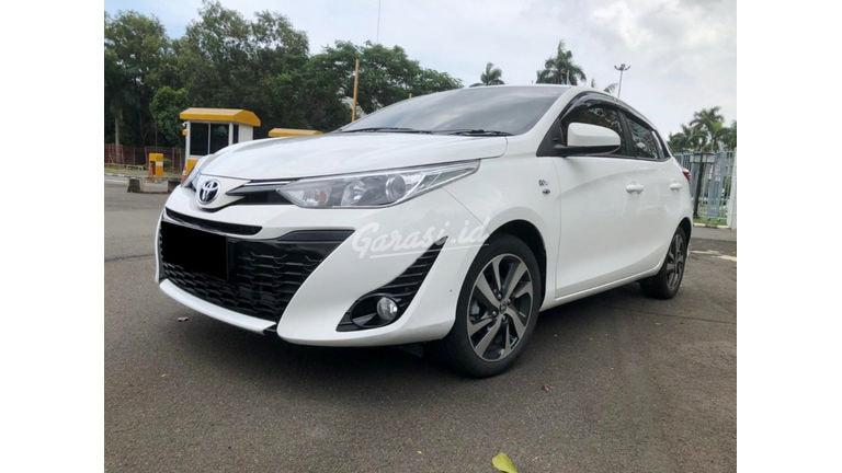 2019 Toyota Yaris G - Mobil Pilihan (preview-0)