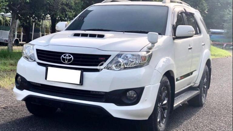 2015 Toyota Fortuner G TRD VNT - Mobil Pilihan (preview-0)