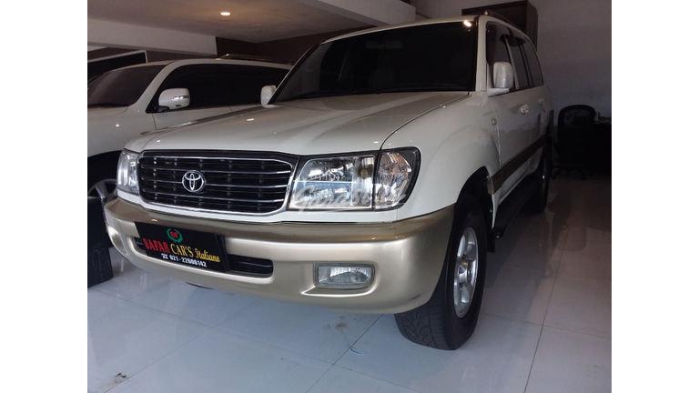2000 Toyota Land Cruiser VX 100 - Barang Bagus, Harga Menarik (preview-0)