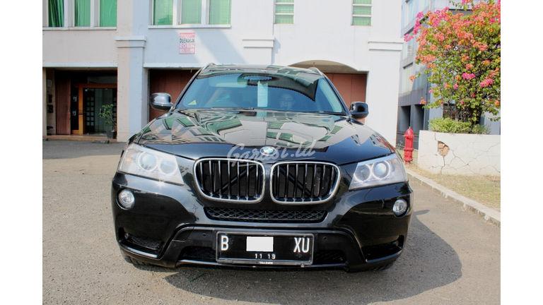 2014 BMW X3 XDRIVE - GOOD CONDITION TERAWAT,MULUS,INTERIOR OKE & SANGAT APIK (preview-0)