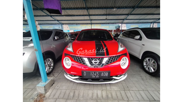 2015 Nissan Juke at - Terawat Mulus (preview-0)