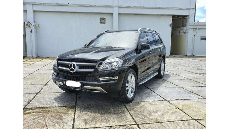 2016 Mercedes Benz GL GL400 - Siap Pakai (preview-0)