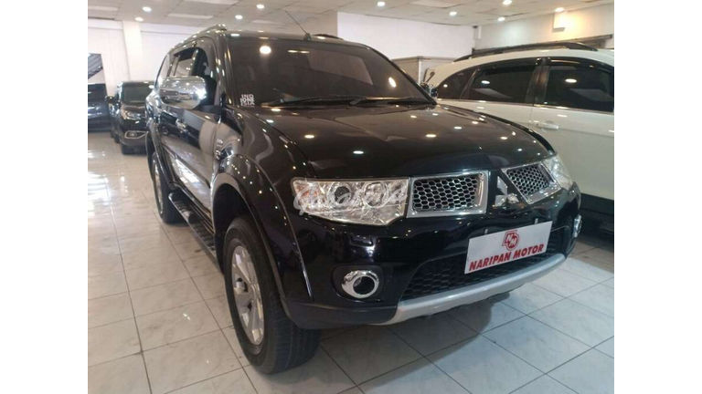 2012 Mitsubishi Pajero Sport 2.5 Dakar 4x2 AT - Good Condition (preview-0)