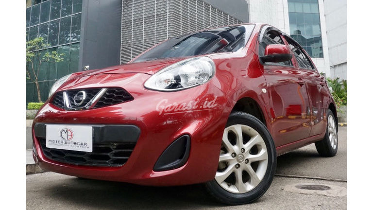 2014 Nissan March 1.2 FACELIFT (preview-0)