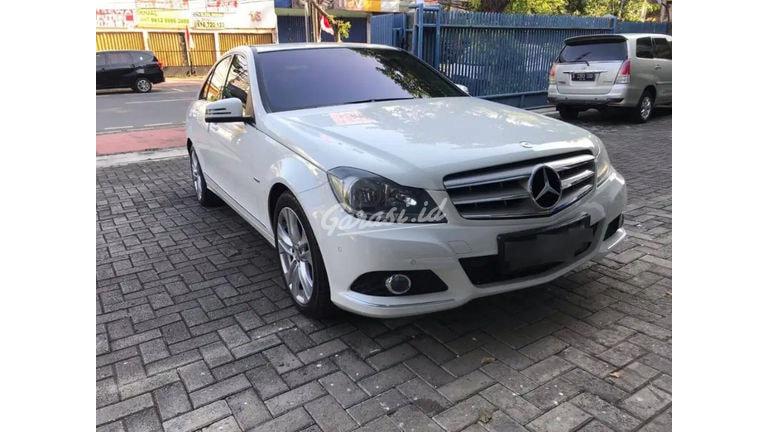 2012 Mercedes Benz C-Class CGI Avantgarde - Mulus Istimewa Full Original Kredit TDP Dibantu (preview-0)