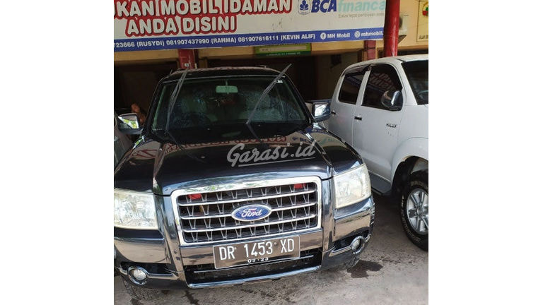2008 Ford Everest 2.5 - Siap Pakai (preview-0)