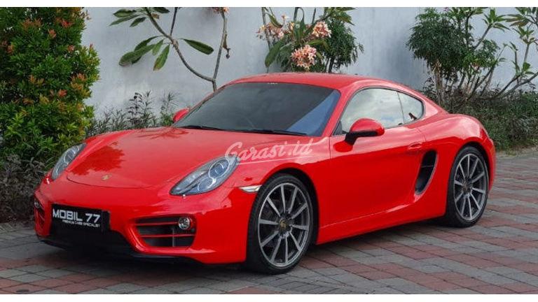2013 Porsche Cayman 981 - Barang Istimewa Dan Harga Menarik (preview-0)
