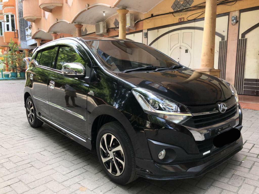 2017 Daihatsu Ayla R - Mobil Pilihan (preview-0)