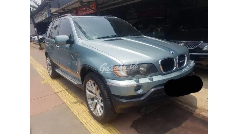 2002 BMW X5 3.0 - Siap Pakai (preview-0)