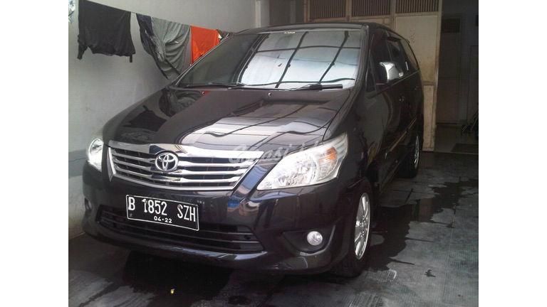 2012 Toyota Kijang Innova G - Bersih Rapi Mulus Pajak Panjang (preview-0)