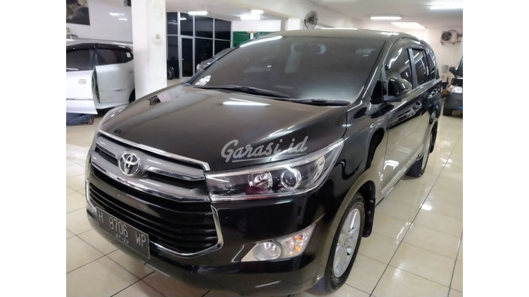 2012 Toyota Kijang Innova V - Terawat Siap Pakai (preview-0)