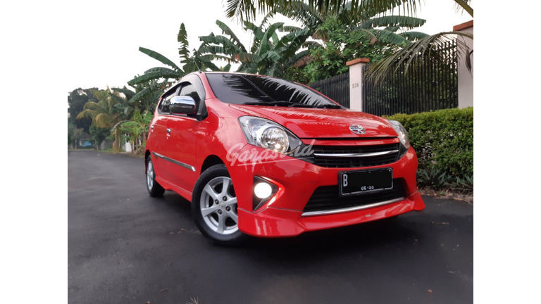 2015 Toyota Agya TRD Sportivo - Mulus Terawat (preview-0)