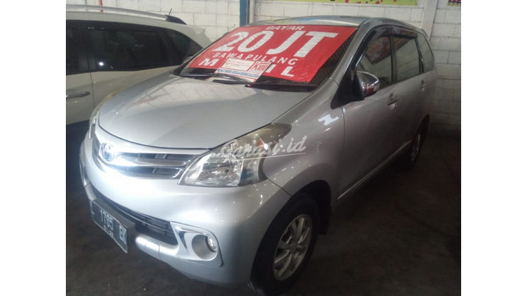 2014 Toyota Avanza G - Istimewa Siap Pakai (preview-0)