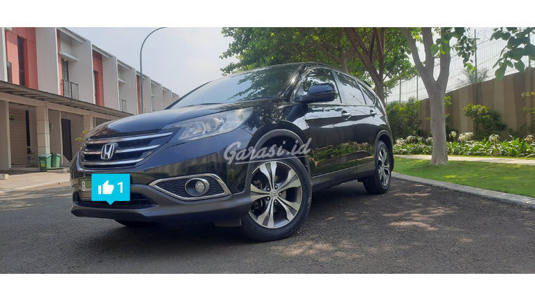 2013 Honda CR-V Prestige - Low KM, Surat lengkap, Pajak Panjang tinggal Gas (preview-0)