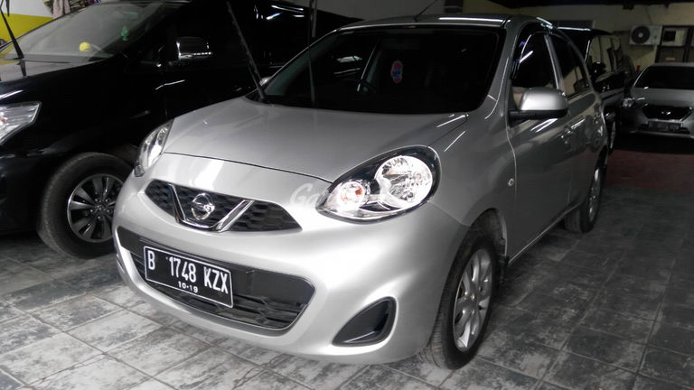 2014 Nissan March 1.2 - Barang Cakep (preview-0)