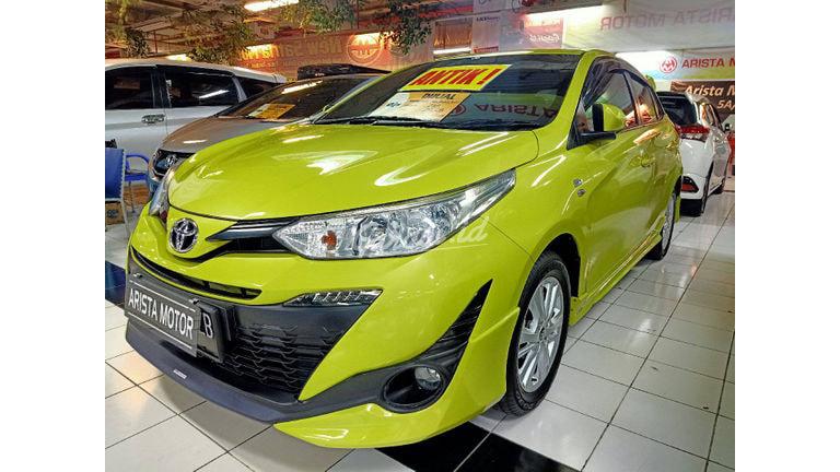 2018 Toyota Yaris TRD E - Mobil Pilihan (preview-0)
