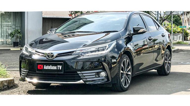2018 Toyota Corolla Altis V - Mobil Pilihan (preview-0)
