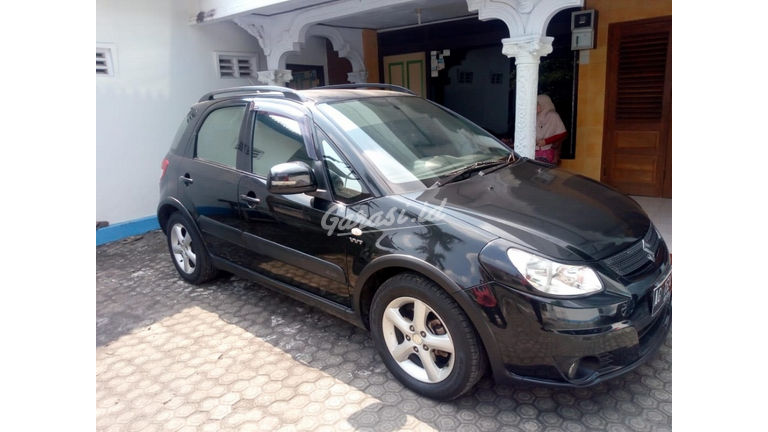 2009 Suzuki Sx4 Hatchback X - Barang Mulus (preview-0)