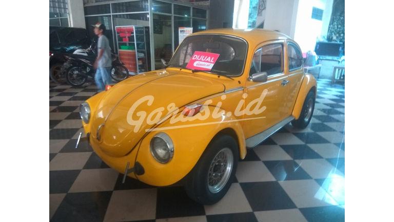 1973 Volkswagen Beetle >> Jual Mobil Bekas 1973 Volkswagen Beetle Classic 1 1
