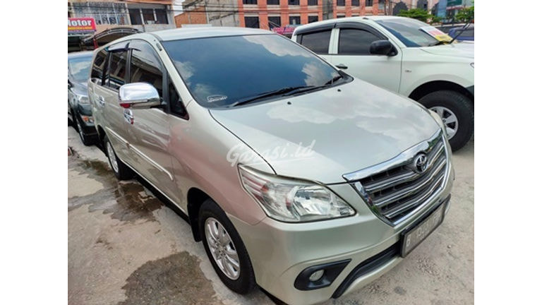 2014 Toyota Kijang Innova G - Kondisi Mulus (preview-0)